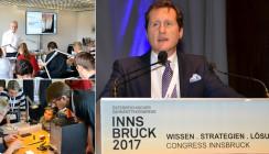 Österreichs Zahnärzte trafen sich zum Jahreskongress in Innsbruck