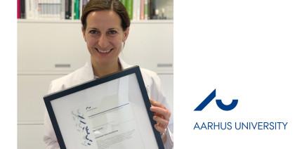 Auszeichnung für die Genfer Zahnärztin Prof. Dr. Irena Sailer