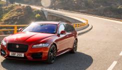 Elegant, sportlich und flexibel: Marktstart für den Jaguar XF Sportbrake