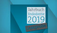 """""""Jahrbuch Endodontie 2019"""" ab jetzt erhältlich"""