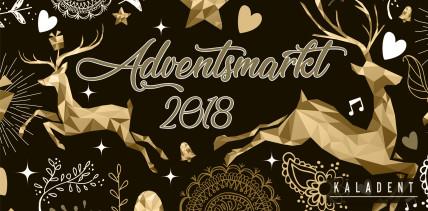KALADENT feierte die 10. Auflage ihres Adventsmarktes