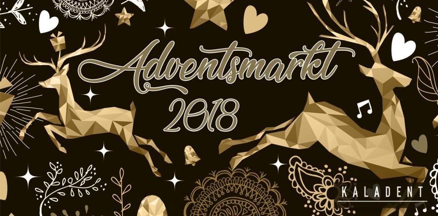 Grund zur Freude: KALADENT feierte die 10. Auflage ihres Adventsmarktes