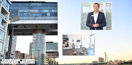 KaVo Kerr präsentiert Dentale Erlebniswelt in Köln