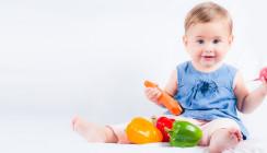 Was essen Kleinkinder in der Schweiz?
