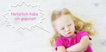 Fast die Hälfte der Kinder lügt beim Thema Zähneputzen