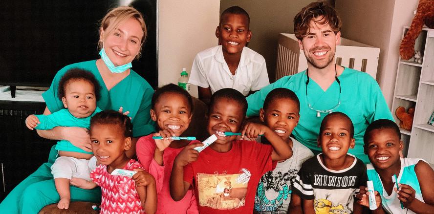 Kinderzahnheilkunde im südafrikanischen Port Elizabeth