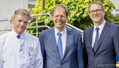 Neuer Direktor der MKG-Chirurgie am Uniklinikum Bonn
