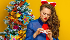 Krank an Weihnachten: Urlaubstage werden gutgeschrieben