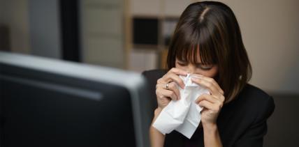 Österreicher gehen krank zur Arbeit: Das sind die Hauptgründe