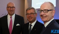 Wolfgang Eßer bleibt Chef der Vertragszahnärzte