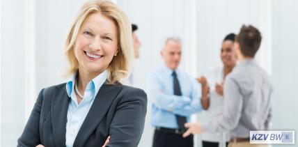 KZV BW: Spitzenreiter bei Frauenanteil in Führungspositionen