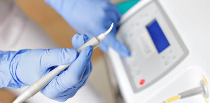 Implantologie und Dentallaser: Endlich der Durchbruch?