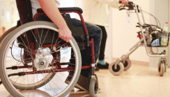 Maßnahmen für Menschen mit Behinderungen und Pflegebedürftige