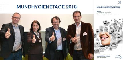 MUNDHYGIENETAGE 2018 in Mainz und Düsseldorf