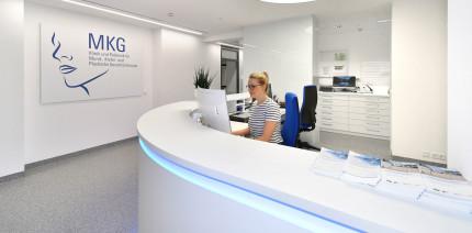 Uniklinik Würzburg: Poliklinik der MKG-Chirurgie neu gestaltet