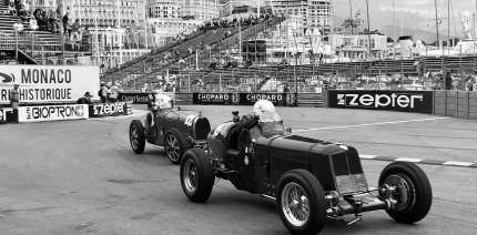 Gentleman Driver beim legendären Monaco Grand Prix Historique