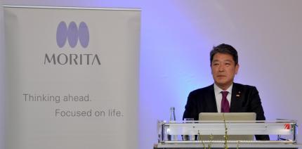 Morita: Mit Tradition und Innovationskraft in die Zukunft