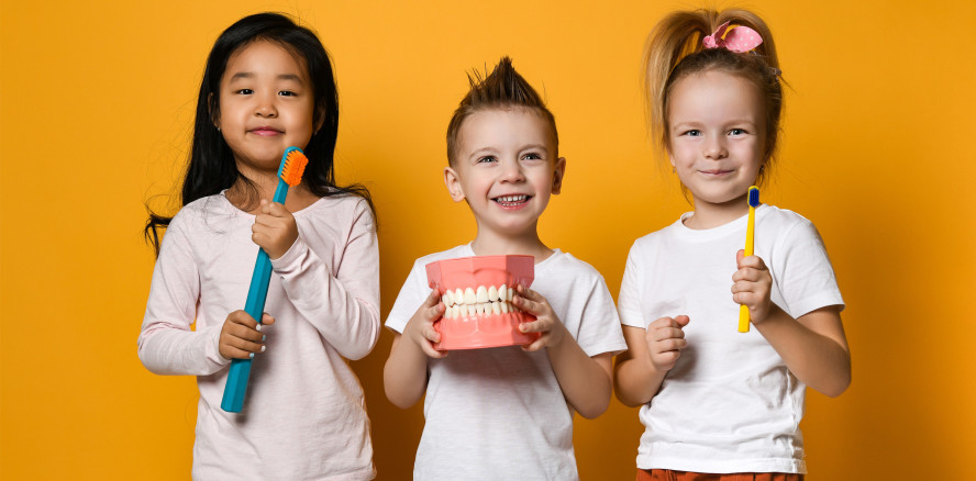 Tipps zur Mundgesundheit bei Grundschülern