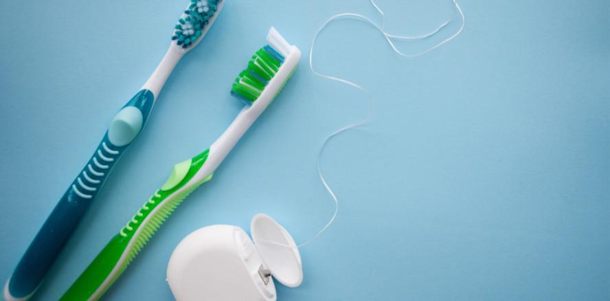 Professionelle Empfehlung häuslicher Mundhygieneartikel