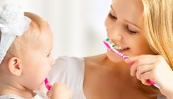 Für eine bessere Mundgesundheit von Mutter und Kind