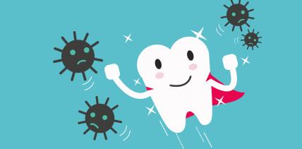 Behandlung mit Nanopartikeln: Kampfansage an die Karies