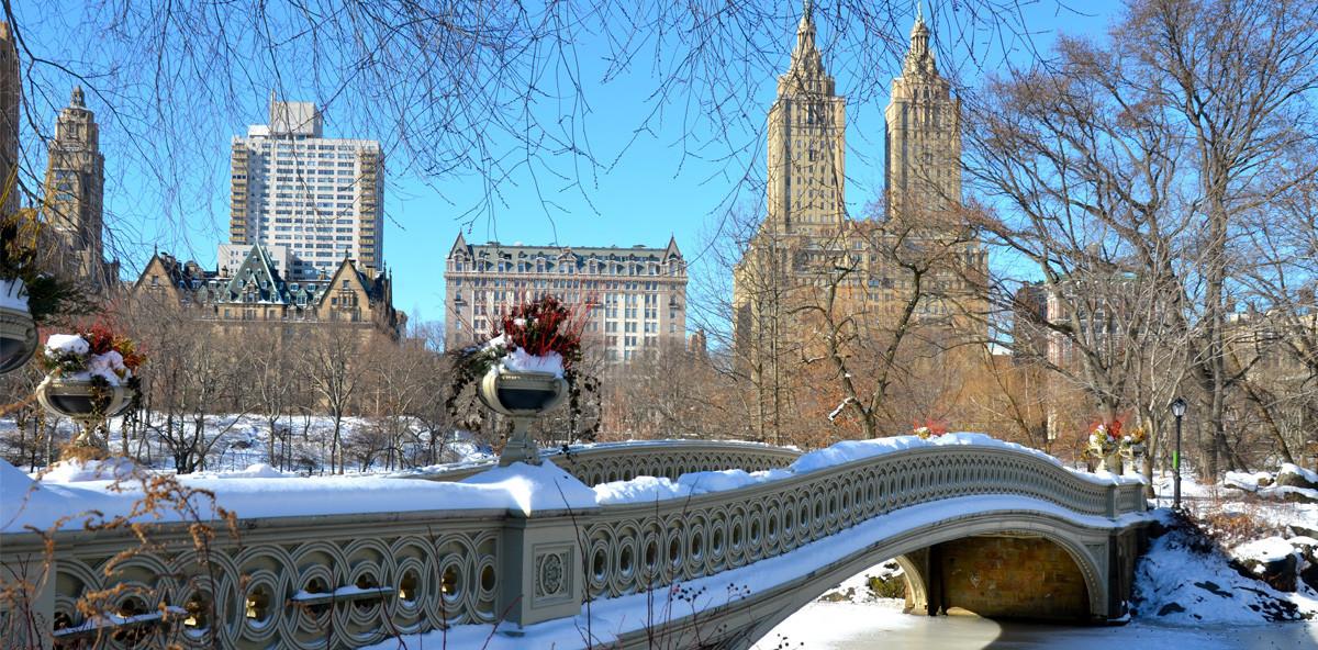New York City zur Vorweihnachtszeit - ZWP online - das ...