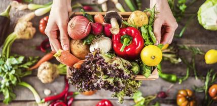 Fast-alles-Könner: Mit Gemüse gegen Karies und Herzinfarkt