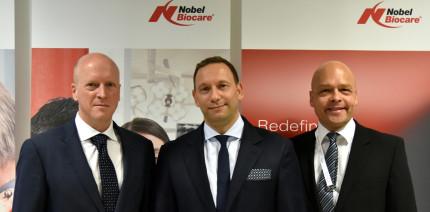 Nobel Biocare gibt Partnerschaft mit Dentalpoint bekannt