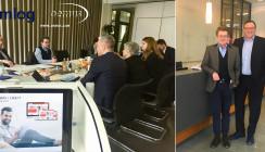 Wimsheim/Leipzig: OEMUS MEDIA AG bei CAMLOG in Wimsheim