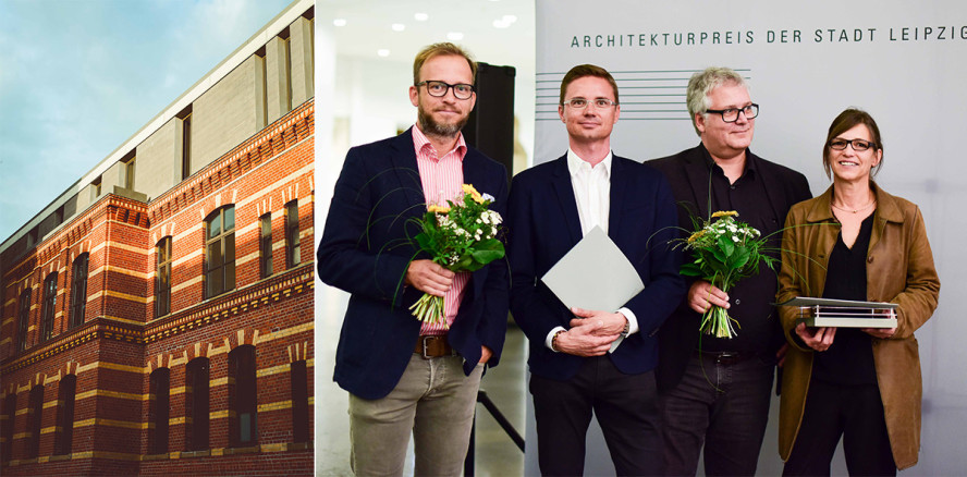 Bürocampus der OEMUS MEDIA AG mit Architekturpreis ausgezeichnet