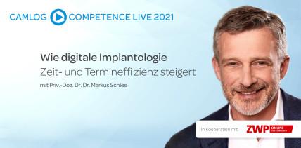 """CAMLOG-OP zum Thema """"Digitale Implantologie"""" mit PD Dr. Dr. Schlee"""