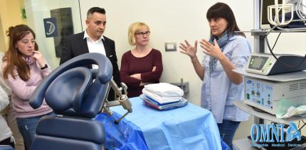 Sterilität im OP – Teamfortbildung mit OMNIA