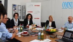 Omnia im Mediagespräch in Leipzig