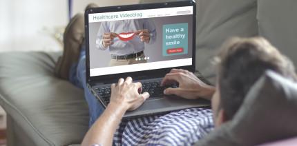 Onlinemarketing: Junge Zahnärzte sind den Kollegen weit voraus