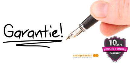 orangedental Garantieoffensive 2018