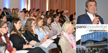 paroknowledge© 2019: Spannende Table Clinics und Live-OPs