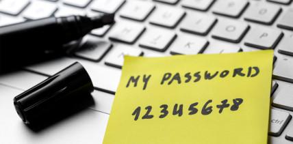 Lang und sinnfrei: So sehen sichere Passwörter aus