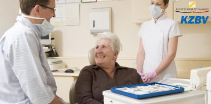Pflegebedürftige: Zahnärzte leisten ihren Beitrag