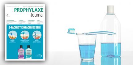Prophylaxe Journal: Von Mundspüllösung bis Vorsorge 2.0