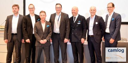 IDS: BioHorizons CAMLOG erstmalig mit gemeinsamer Pressekonferenz
