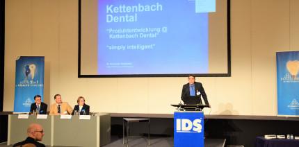 Visalys-Linie: Kettenbach Dental stellt neues Komposit vor