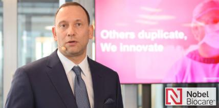 Neue Oberflächen von Nobel Biocare leiten neue Ära der Implantologie ein