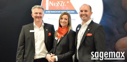 Sagemax präsentiert sich mit neuem Markenauftritt