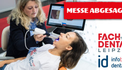 FACHDENTAL Leipzig/id infotage dental 2020 abgesagt