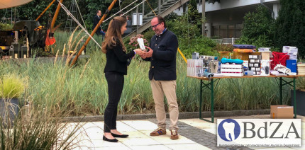 ALUMNI-Preis 2020 des BdZA geht an Prof. Dr. Robert Sader