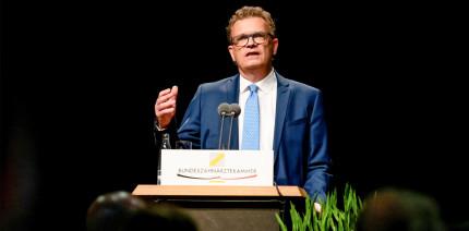 Prof. Benz ist neuer Präsident der Bundeszahnärztekammer