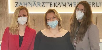 Berliner Zahnärztekammer: Neuer Vorstand so weiblich wie noch nie