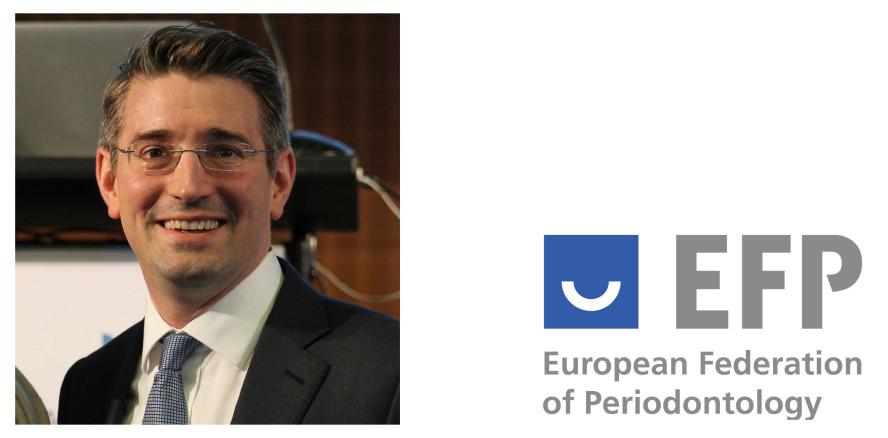 Präsidentschaft: Prof. Moritz Kebschull wird EFP anführen