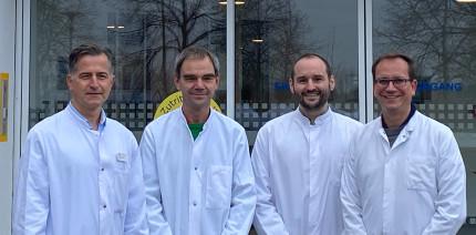 Millerpreis für interdisziplinäres Leipziger Forscherteam