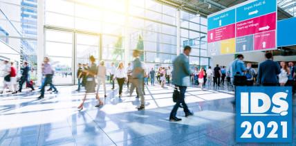 IDS 2021 in Köln: Konzentration auf Komposit – Vieles wird leichter